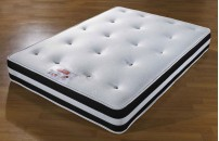 *EXPRESS FREE DELIVERY Pocket Spring 1500 Airflow Memory Foam Mattress