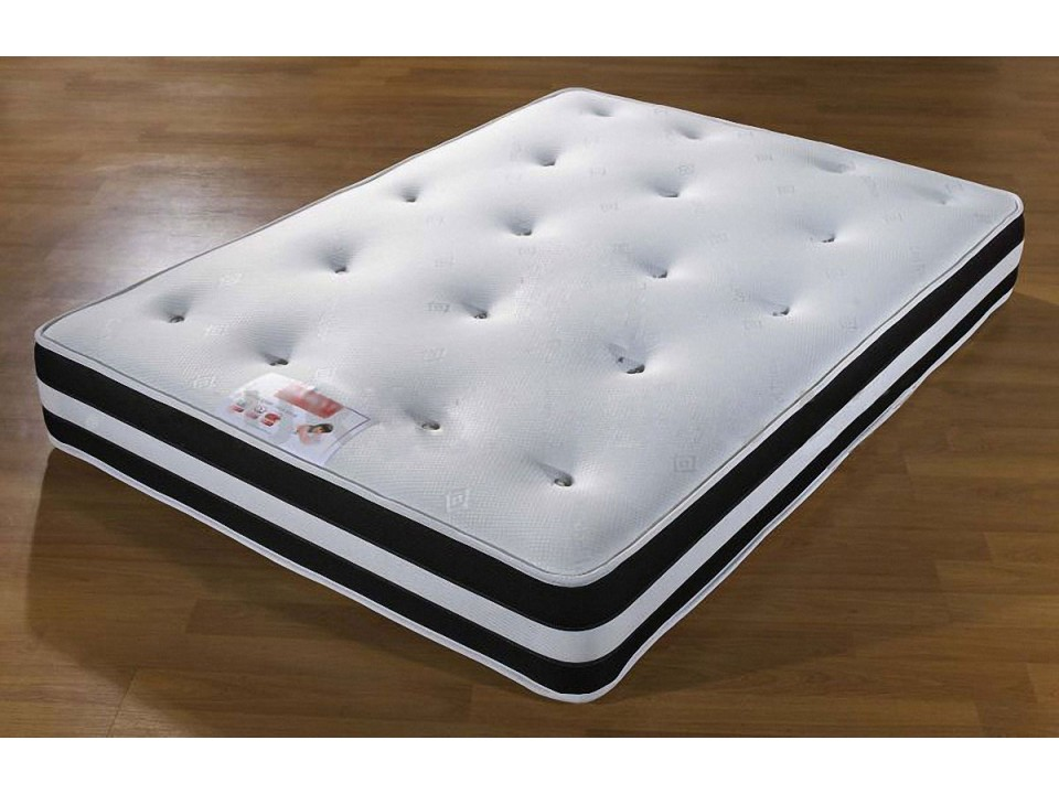 Pocket Spring 1500 Airflow Memory Foam Mattress Fast Delivery