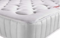 Single Size Value 3000 Pocket Quilted Cool Blue Memory Foam Mattress Free Delivery