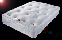 Pocket Spring 1500 Topper Memory Foam Mattress Fast Delivery