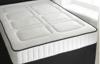 *GREAT VALUE* Coil Sprung Orthopaedic Quilted Mattress