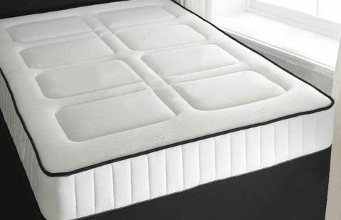 Coil Sprung Orthopaedic Quilted Mattress Great Value