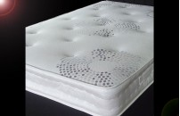 *LATEX* 1500 Pocket Sprung Mattress with Latex