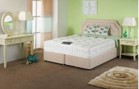 "*ULTIMATE* 4000 Pocket 12"" Sprung Mattress with Luxury Organic Fillings"