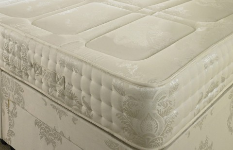 Orthopaedic Luxury Mattress 25cm Quilted
