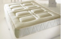 *NEXT DAY* Coil Sprung Breathable Quilted Mattress with Memory Foam