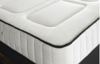Single Size Coil Sprung Memory Foam Mattress 2C Free Delivery