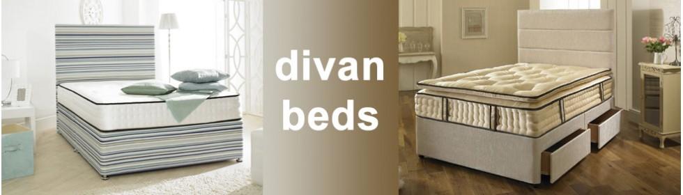 Divan beds cheap mattresses leather beds cheap sofa for Cheap king size divan bed and mattress