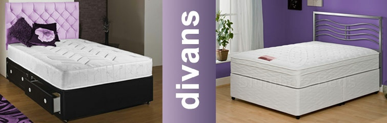 Divan Beds - Cheap Beds in Coventry