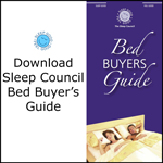 Sleep Council Guide To Buying Beds