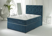 Div2S Luxury 3000 Pocket Divan Aqua1