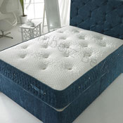 Div2S Luxury 3000 Pocket Divan Aqua2