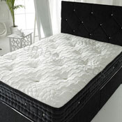 Div2S Luxury 3000 Pocket Divan Black2