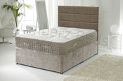 Div2S Luxury 3000 Pocket Divan Mink1