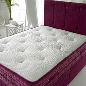 Div2S Luxury 3000 Pocket Divan Rose2