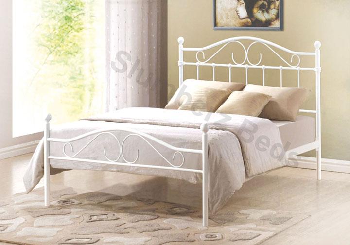 Bari Metal Bed Frame