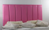 Durham Faux Leather Headboard Pink