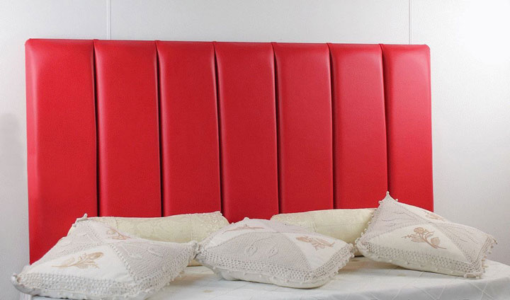 durham faux leather headboard, Headboard designs