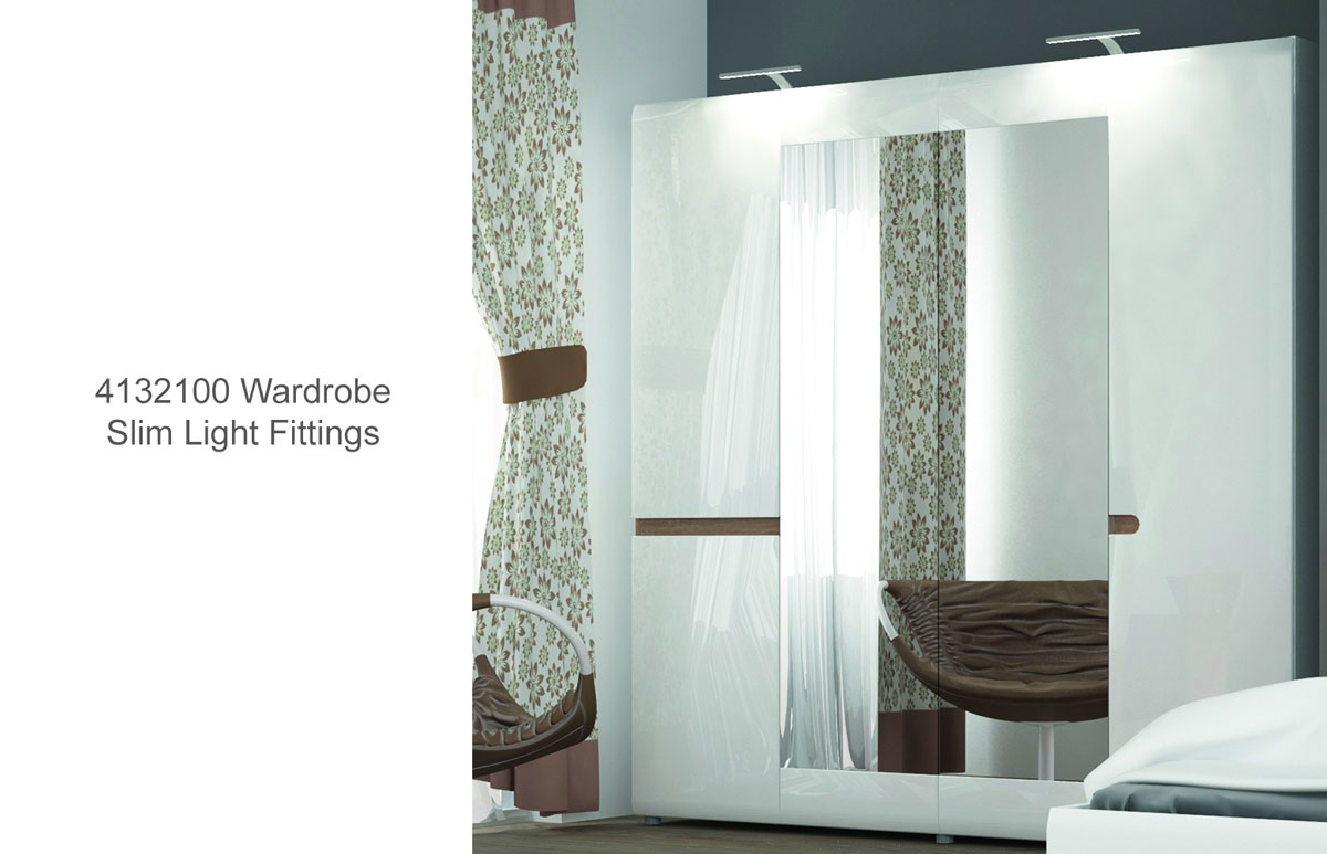 Chianti Bedroom High Gloss Finish
