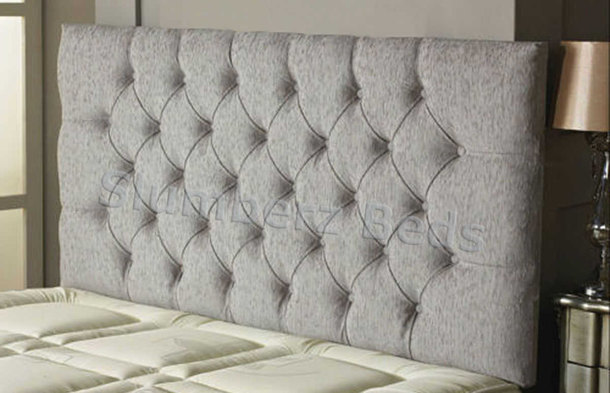 Grey Leather Beds Uk