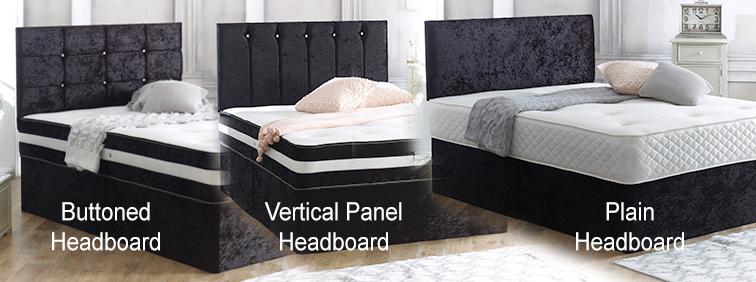 Slumberz Ottoman Bed Headboards