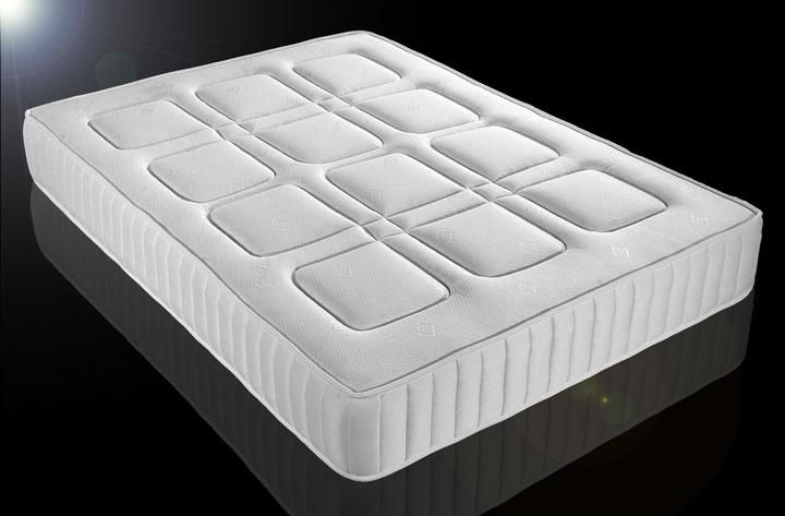 Value Coil Sprung Memory Foam Mattress 1G