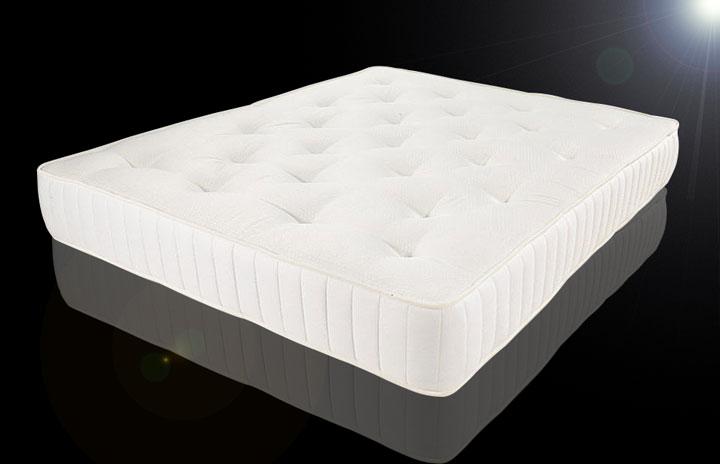 Value 1500 Pocket Memory Foam Mattress