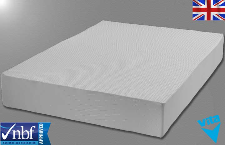 *EXPRESS FREE DELIVERY Pocket 1000 Encapsulated Latex Mattress 13AC