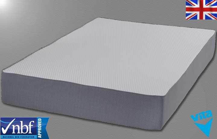 *EXPRESS FREE DELIVERY Pocket 1000 Encapsulated Gelflex Mattress 13AH