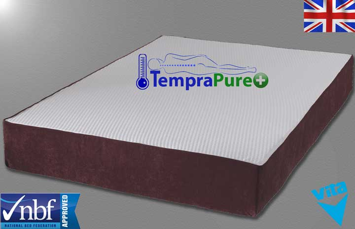 Temprapure m0 mattress for Beds express delivery
