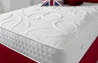 Mat12A Natural Collection 4000 Pocket Sprung Mattress 2