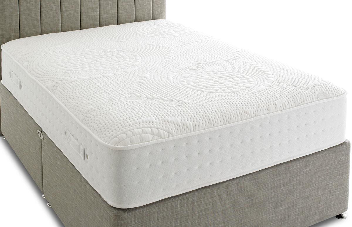 natural collection 2000 pocket luxury encapsulated mattress. Black Bedroom Furniture Sets. Home Design Ideas