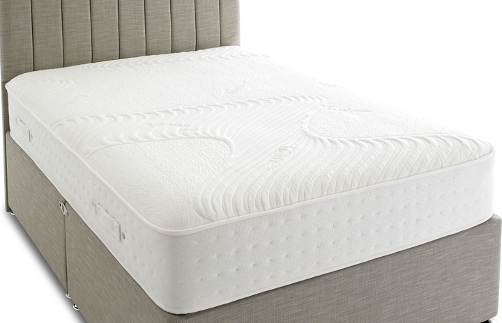 Mat12E Natural Collection Encapsulated 1000 Pocket Sprung Mattress 1