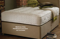 Mat12F Natural Collection Firm 3000 Pocket Sprung Mattress 1