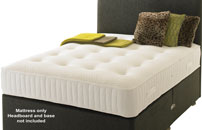 Mat12I Natural Collection Firm Orthopaedic Sprung Mattress 1
