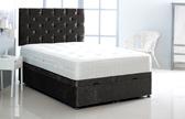 Alexis-Ottoman-Crushed-Velvet Ottoman Storage Bed In Crushed Velvet Black