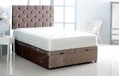 Alexis-Ottoman-Crushed-Velvet Ottoman Storage Bed In Crushed Velvet Truffle