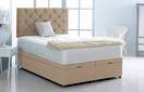 Alexis-Ottoman-Linen Ottoman Storage Bed In Linen Beige