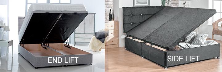 Slumberz Ottoman Bed Lift Type