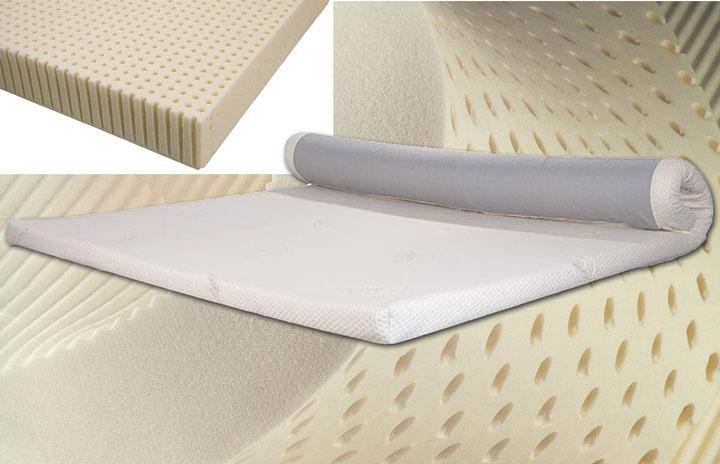 premium latex mattress topper cover