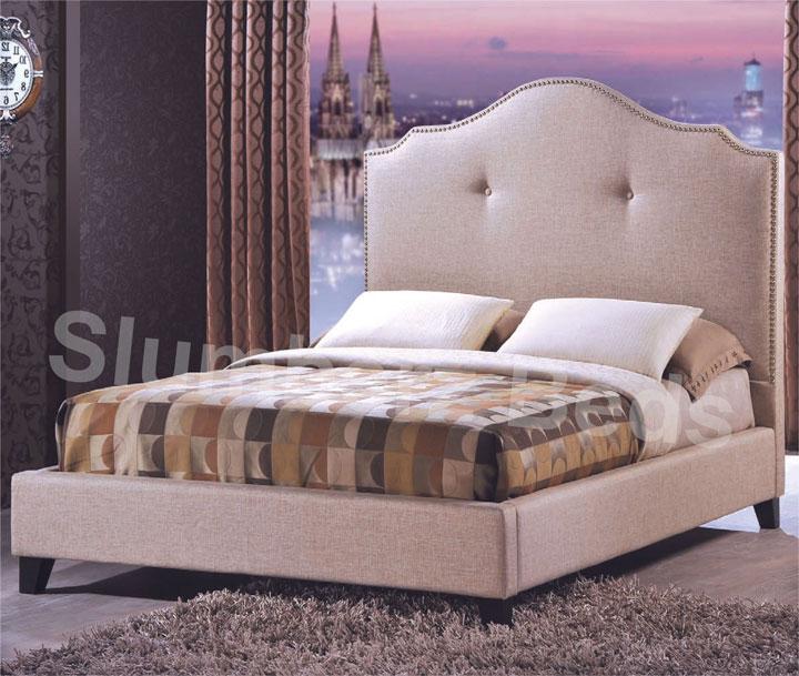 Velletri Fabric Bed Frame